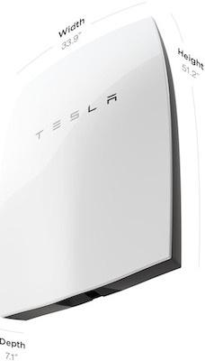 bateria Tesla Powerwall